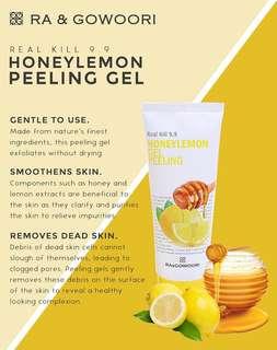 Real Kill 9.9 Honey Lemon Peeling Gel