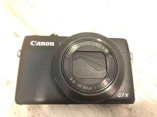 Canon G7X Powershot