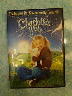 Charloette's Web DVD family movie