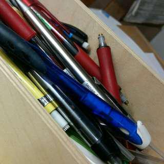 Mechanical pencil (parts)