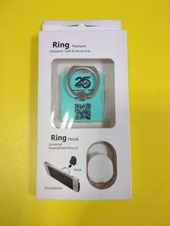 紀念 手機指環