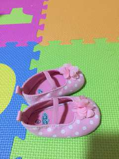 Crib Couture baby girl shoes size 19