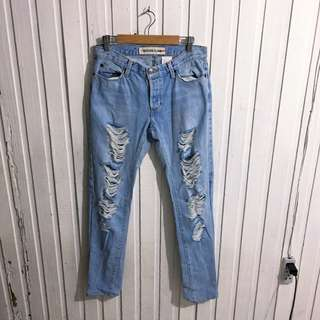 GAP Ripped Jeans