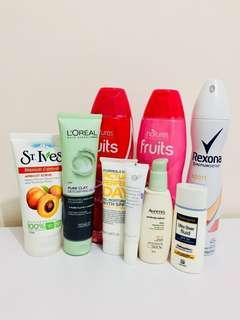 Skin/Hair Care Bundle