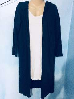 blue cotton top