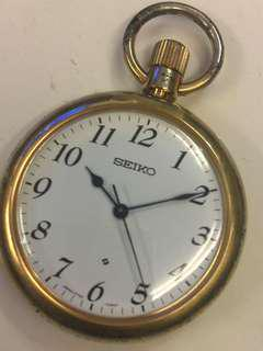🚚 Seiko pocket watch with 36000 beat 5740 movement