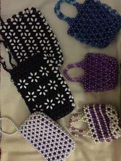 Handmade purses