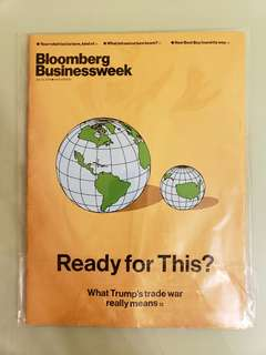 Bloomberg Businessweek Magazine 23 July 2018