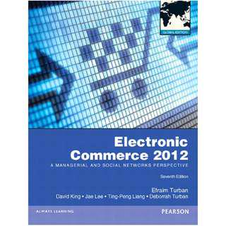 Electronic Commerce 2012 (Seventh edition) [E-book]