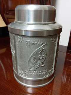 武夷星锡罐级茶,只卖锡罐不卖入面的茶