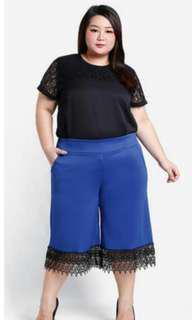 bigsize celana kulot