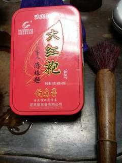 武夷星大红袍茶叶,国宾指定用茶<<红韵>>