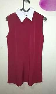 Dress merah ♥️
