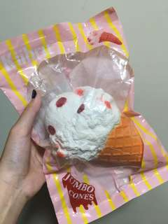 Squishy-ice cream