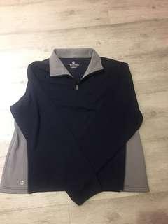 🚚 Hollway 女款運動上衣,展示品出清,胸圍:40吋,衣長56cm
