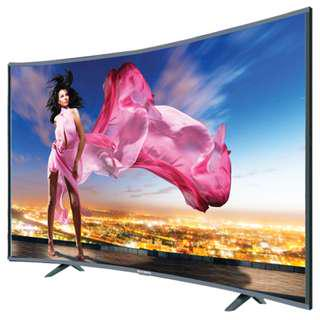 Ichiko Televisi LED 39 Inch HD Curve Basic.