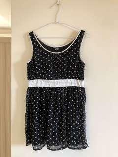 🚚 點點控洋裝 #百貨專櫃