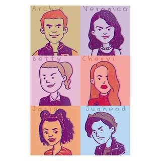 Riverdale Stickers