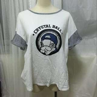 Crystal ball上衣