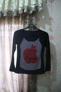 Tshirt apple
