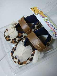 Cheetah shoe