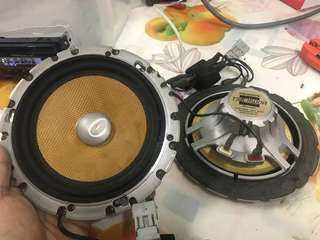 Carrozzeria door speaker