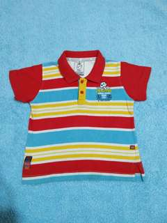 Polo shirt by baby cubitus