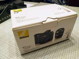 Nikon V1 Lens Kit