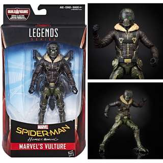 現貨 Marvel Legends Spiderman Homecoming Vulture 蜘蛛俠 復仇者聯盟 電影