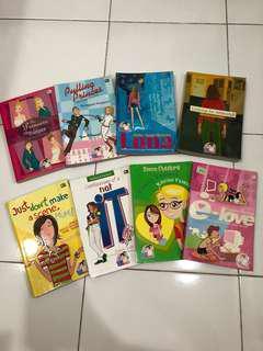 Novel TeenLit Terjemahan Bahasa Indonesia