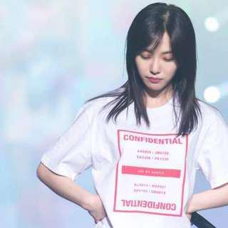 AOA Mina Confidential T-shirt