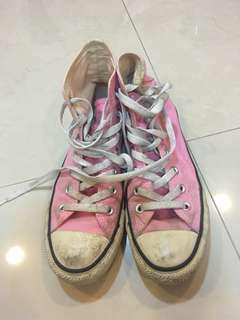 🚚 Converse 粉紅色