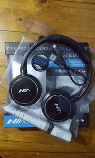 NEW 4 in 1 Bluetooth Headphones