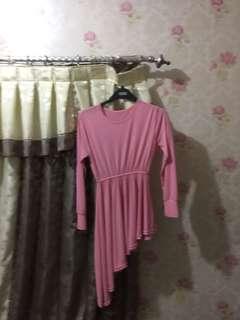Pink tunik