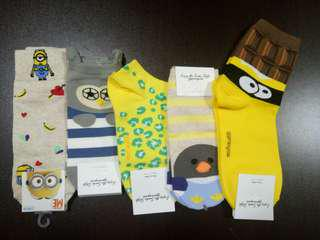 Assorted Sock (1 for $2.00)