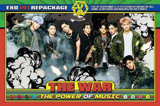 EXO POWER OFFICIAL POSTER