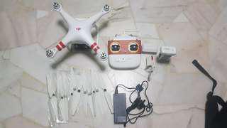 Drone DJI phantom vision 2
