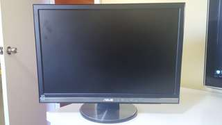 "ASUS MW221U Monitor- LCD 22"""