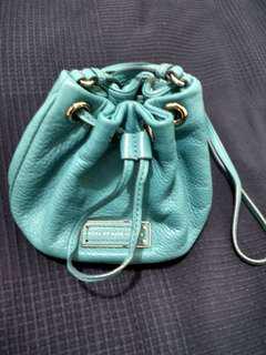 Authentic Marc Jacobs mini drawstring slingbag