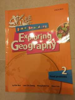 Junior Secondary Exploring Geography 2 Food problems