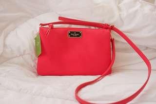 Kate Spade Madelyne Wilson Road Crossbody Bag