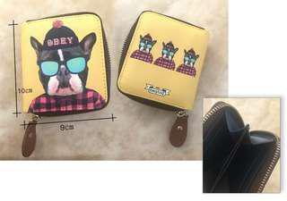 韓國零錢包/化妝包