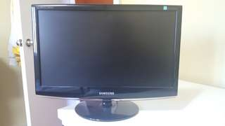 Samsung SyncMaster 2033SW monitor