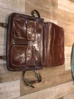 Floto pure leather bag