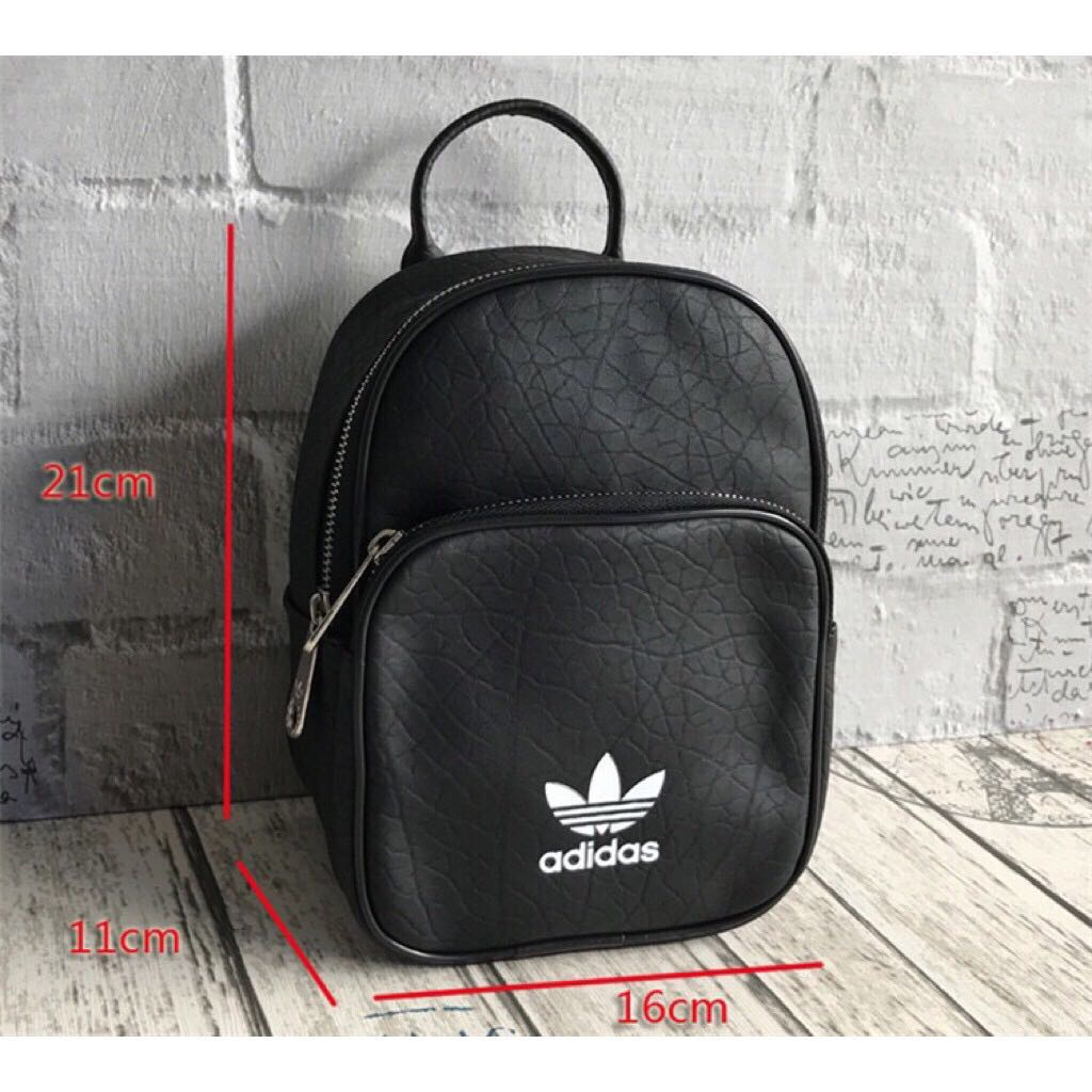 b5ce4cf0c4f8 🆕 Hot Sales Adidas Small Mini Two Ways Backpack   Cross Body Sling ...