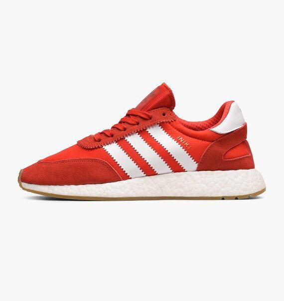 Adidas Originals I-5923 Red/Ftwr White/Gum