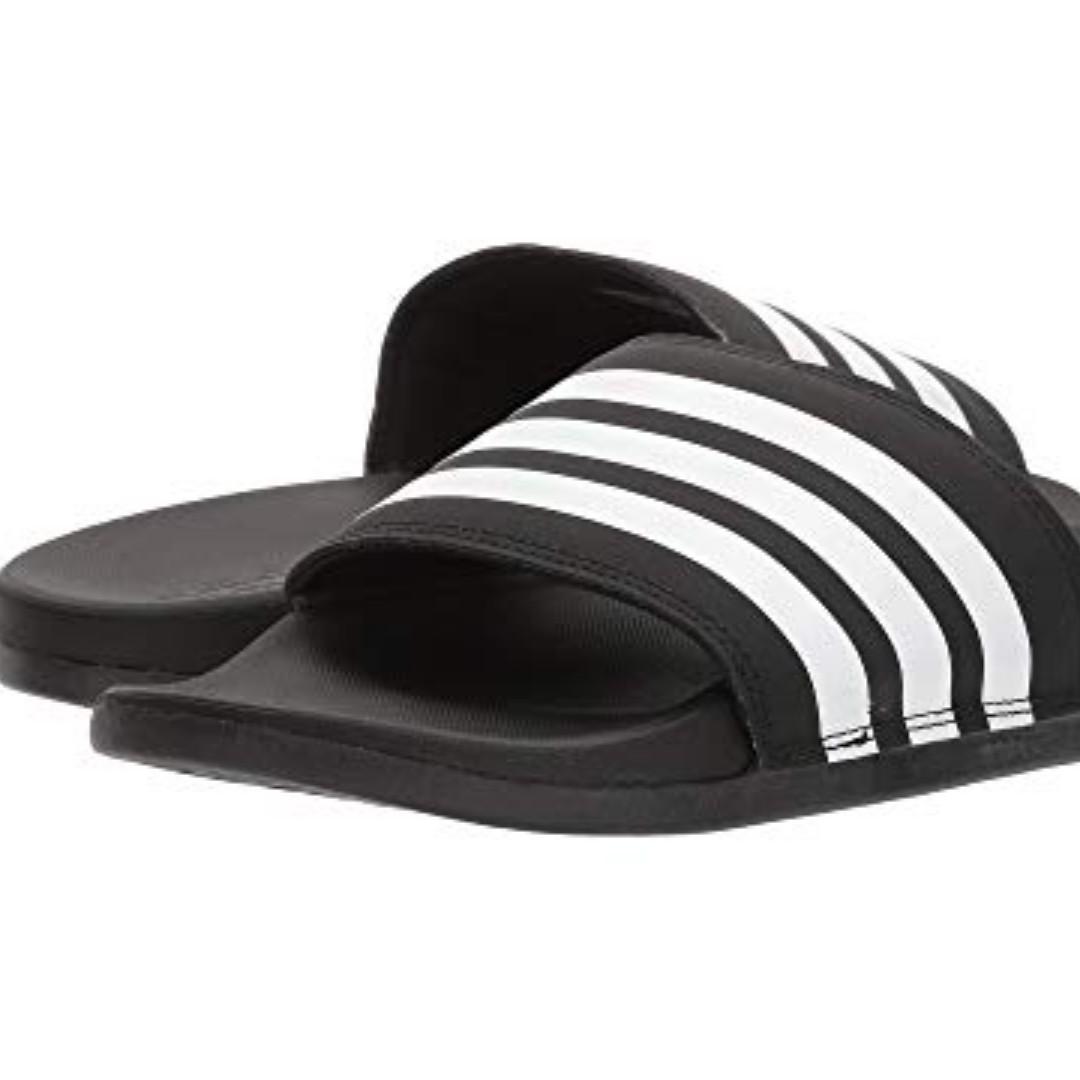 b892054c4a0dc Adidas Adilette Cloudfoam plus stripes