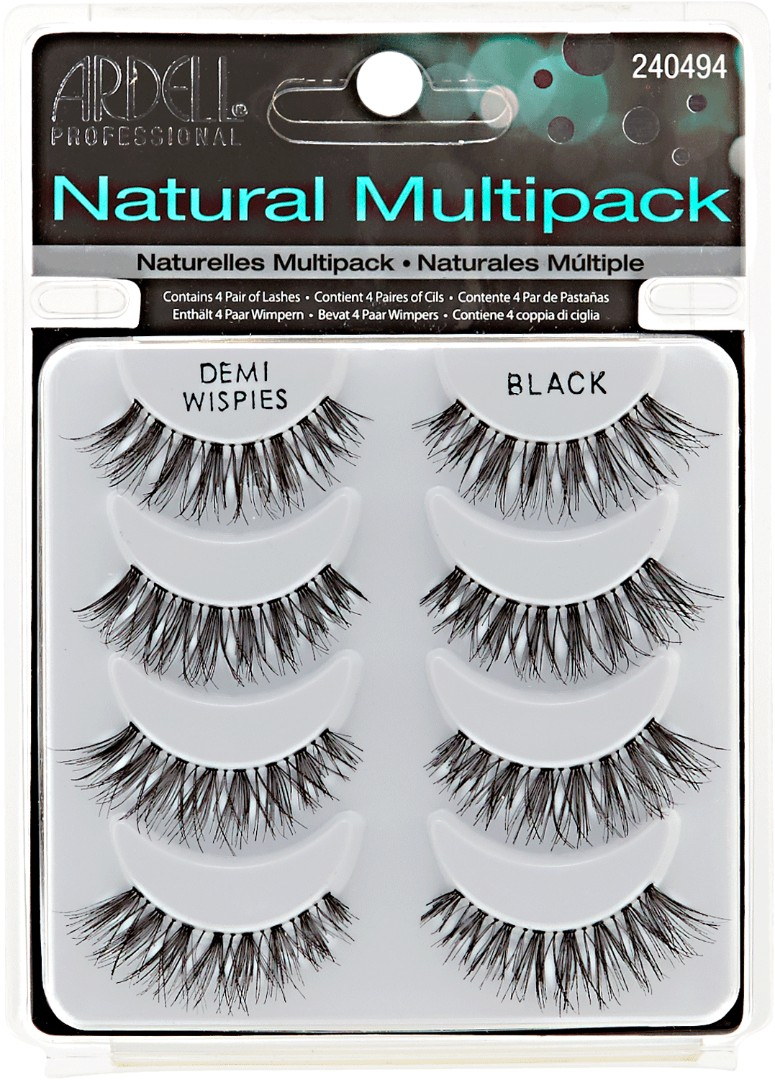 9d4361cceb0 Ardell lash multipack Demi wispies black, Health & Beauty, Makeup on ...