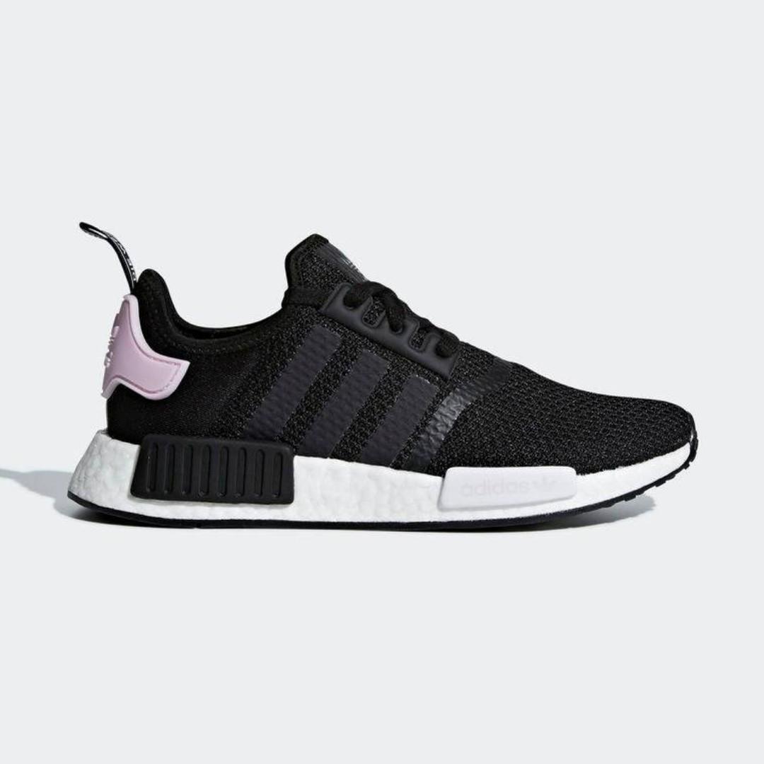 black pink adidas nmd bref28b86