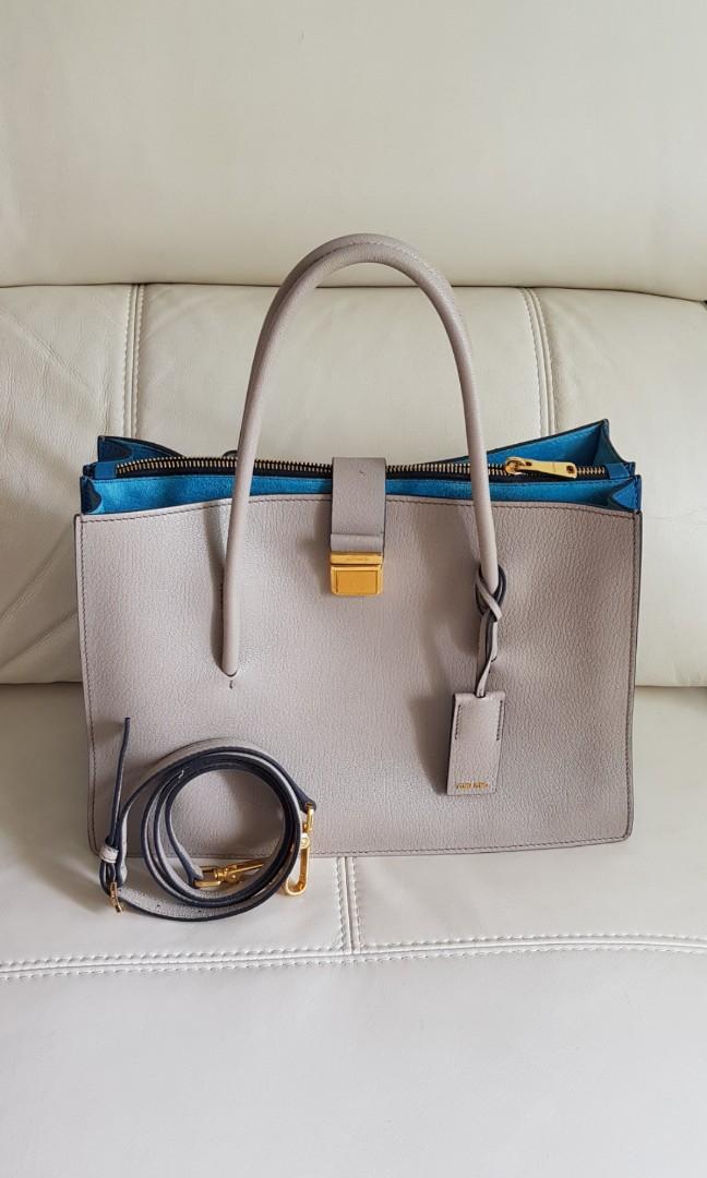 f12cff07250a Authentic Miu Miu full leather handbag